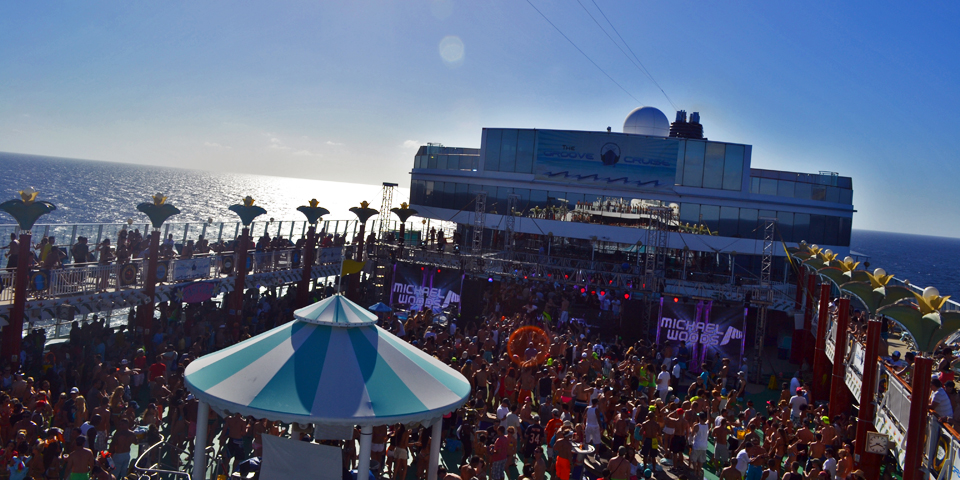 What Happens On Groove Cruise… Winds Up On Melodysiac!