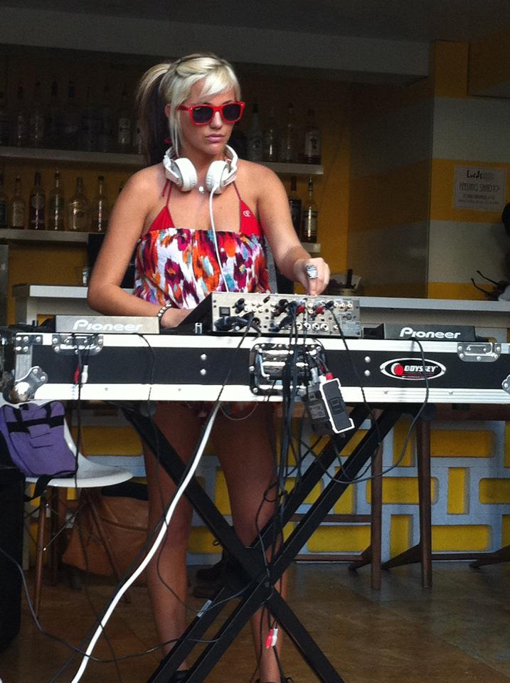 Booth Babe: Hilary Warner Earns Her DJ Wings