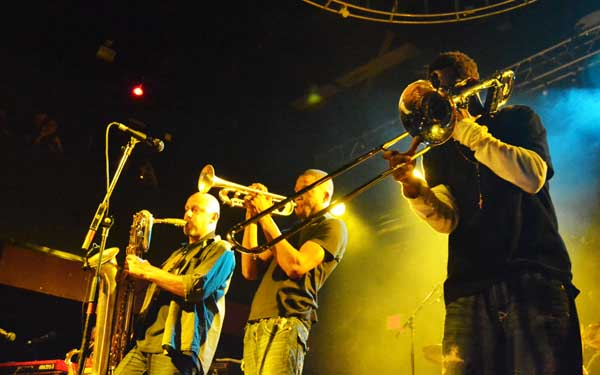 Brass Bash: Galactic Closes Out Jam Cruise In Fort Lauderdale