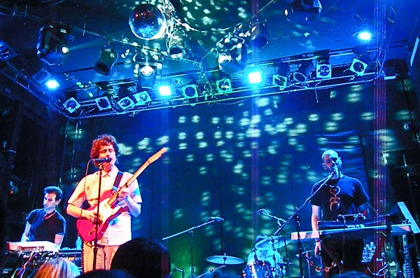 The Rapture Receives Warm Homecoming In NYC