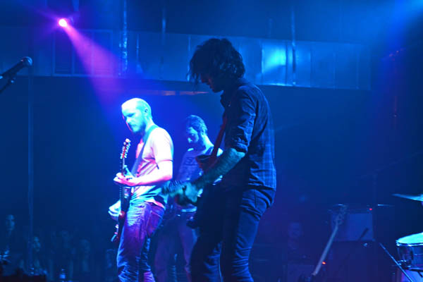 Explosions In The Sky Powers Through Miami Debut