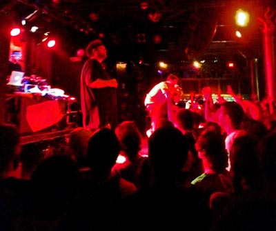 Aesop Rock: Hail Mary Mallon Flows Through Boston