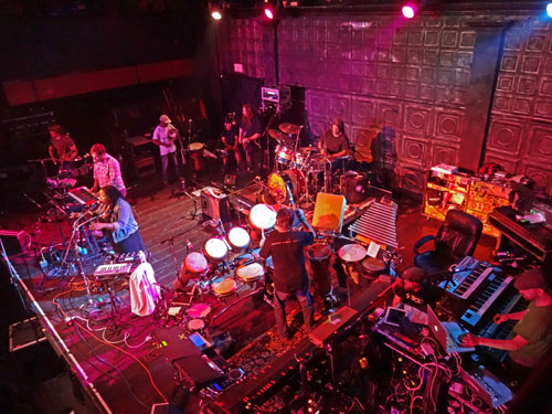 Mickey Hart Band Showcases New Age Experimental Style In Fort Lauderdale