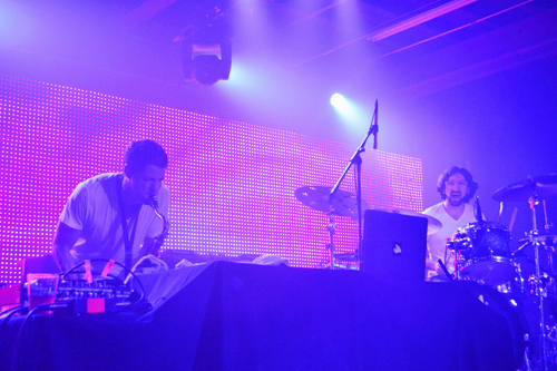 WMC 2013: Big Gigantic Brings Saxy Beats To Grand Central