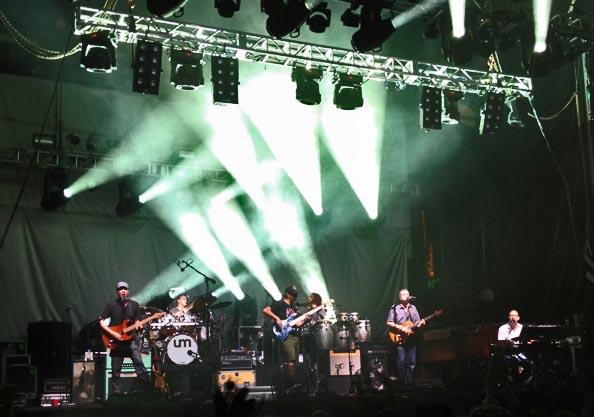Umphrey's McGee Rocks Out Strong In St. Pete