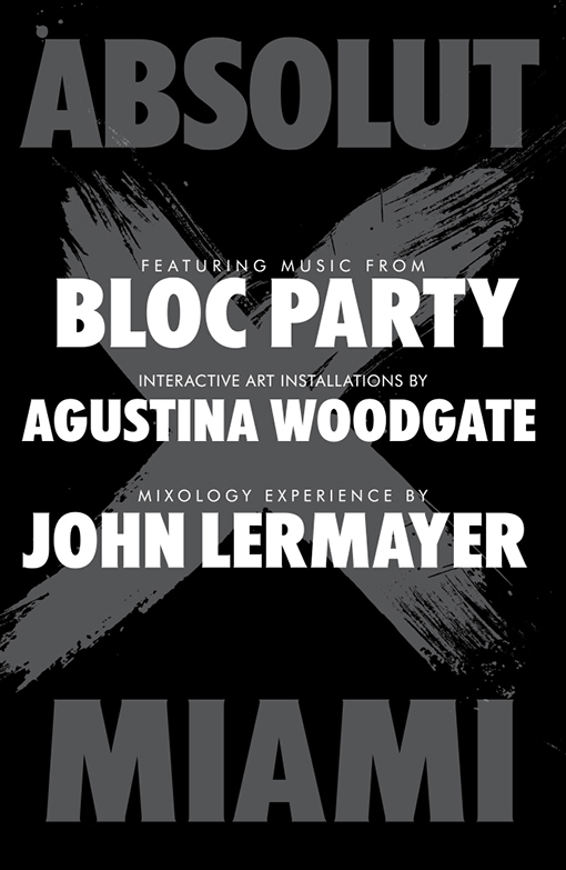 Win 2 VIP Tix To See Bloc Party At Absolut X