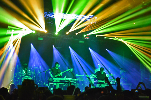A Feast Of A/V Bliss: STS9's (Almost) Tour Closer In Fort Lauderdale