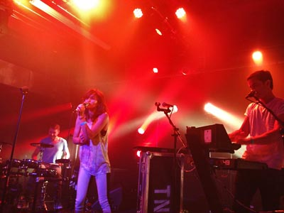 Dragonette Delivers Energetic Miami Tour Stop